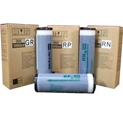 Tinta Duplicador Riso RC/RA - Castanho - S2745