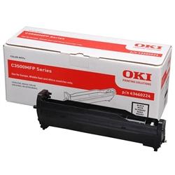 Tambor Laser Oki C3520MFP/3530MFP - Preto - - OKITOC3520P