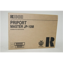 Master Duplicador Ricoh Priport JP-1050 - 2 rolos - RIMJP1050