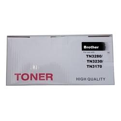 Toner Compatível Laser p/ Brother TN3280/3230/8180 - PRTN3280