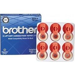 Fita Maq. Escrever Brother AX-10/15 - Corrigível - BRR1030