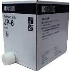 Tinta Duplicador Ricoh Priport JP-1010 - 5 x 600 - RITJP6