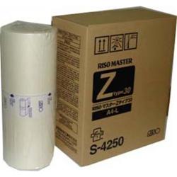 Master Duplicador Riso RZ 200/300 - A4 2 rolos - S4250