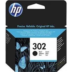 Tinteiro Preto HP Deskjet 1110/2310/Officejet 3830 - 302 P - HPF6U66A