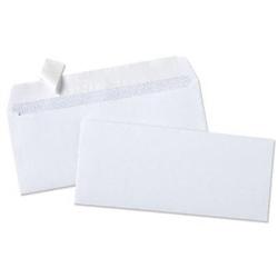 Caixa de 500 Envelopes Brancos 110x220mm sem janela - CXENV110X220SEMJ
