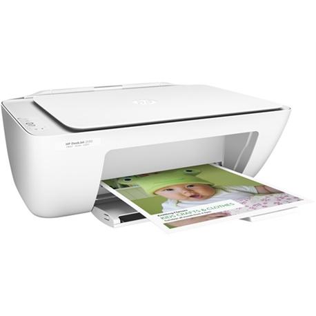 Impressora Jacto de Tinta HP Deskjet 2130 All-In-One - HPF5S40B