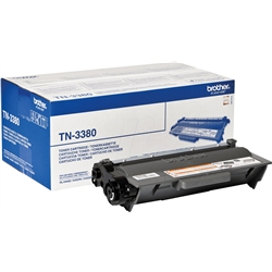 Toner Laser Brother HL-5440D/DCP-8110/MFC-8510DN - 8 K - TN3380