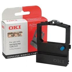 Fita Impressora Oki ML 520/521 - 09002315 - RIB520B
