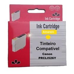 Tinteiro Compatível Amarelo p/ Canon CLI526Y - PRCLI526Y