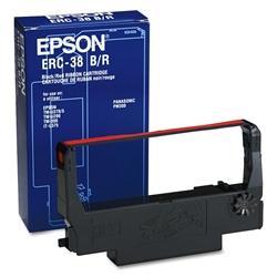 Fita Impressora Epson TM-300 Preto/Vermelho - C43S015245