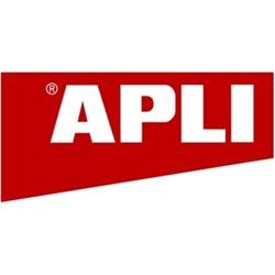 Etiquetas Apli - 380 mm x 212 mm - 100 folhas - PL03052