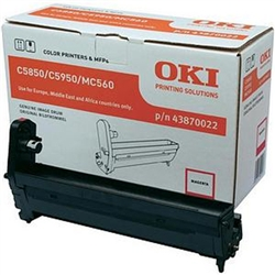 Tambor Oki Okipage C5850/5950 / MC560 - Magenta - OKITOC5850M