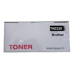 Toner Compatível p/ Brother TN2220 - PRTN2220