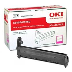 Tambor Laser Oki C5650/5750 - Magenta - - OKITOC5650M