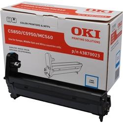 Tambor Oki Okipage C5850/5950 / MC560 - Sião - OKITOC5850S