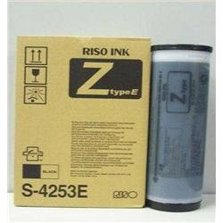 Tinta Duplicador Riso RZ - Preta 2 uni. - S4253