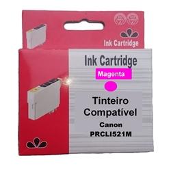Tinteiro Compatível Magenta p/ Canon CLI521M - PRCLI521M