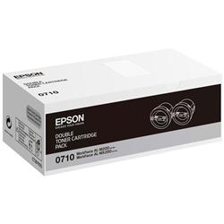 Toner Laser WorkForce AL-M200/MX200 - Retorno - Pack DUPLO - S050711