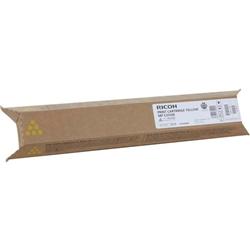 Toner Laser Ricoh MP C2030AD/2050/2530/2550-Amarelo - RIOMPC2030A