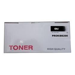 Toner Compatível p/ Oki B6200/B6300 - PROKIB6200
