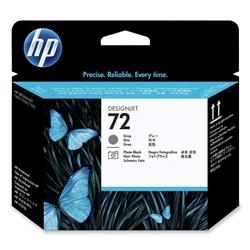 Cabeça Impressão Preto Foto e Cinza HP T610/1100 - 72 - HPC9380A