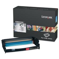 Tambor Laser Lexmark Optra E260/E360/E460 - E260X22G