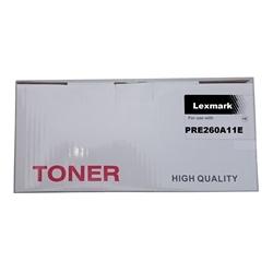 Toner Compatível p/ Lexmark E260/360/460 - PRE260A11E