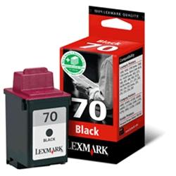 Tinteiro Preto Lexmark Color JP 3200/5000/5700 - LEX70 - 12AX970E