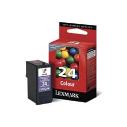 Tinteiro Cores Lexmark X3530/4500 Séries / Z1410 - LEX24 - 18C1524E