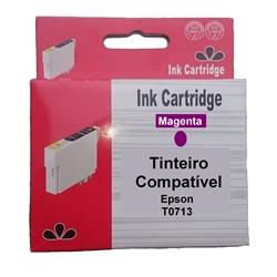 Tinteiro Compatível Magenta p/ Epson T0713/T0893 - PRT071340