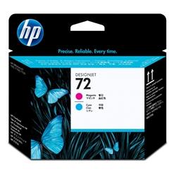 Cabeça Impressão Magenta e Sião HP T610/1100 - 72 - HPC9383A